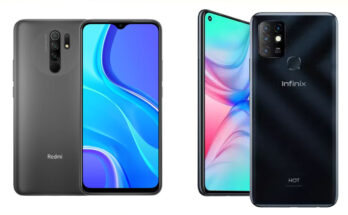 infinix hot 10 vs redmi 9 prime
