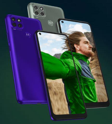 Motorola Moto G9 Powe